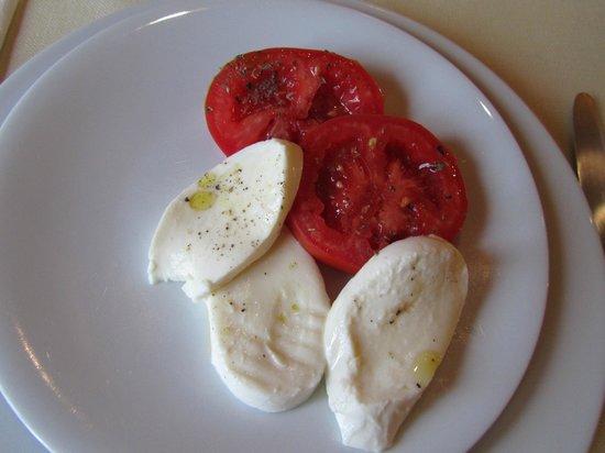 Locanda Viani: fresh produce