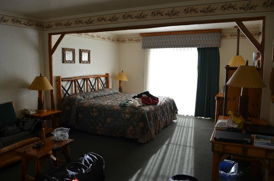 The Lodge at Big Bear Lake, a Holiday Inn Resort: Standard room