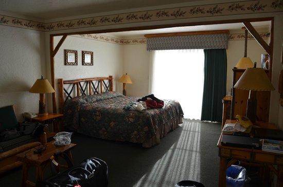 نورثوودز ريزورت آند كونفرانس سنتر: Standard room