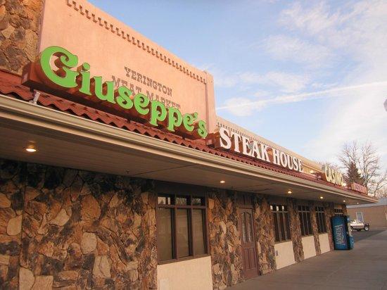 Yerington, NV: Giuseppe's Steak House