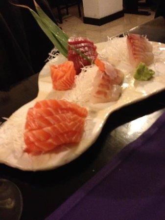 Restaurante Japones Shogun: tasteless sashimi