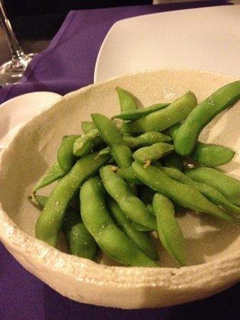 Restaurante Japones Shogun: edamame