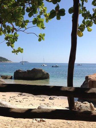 Phuket Pool Residence: Ao Sane beach à 5-6min en scooter