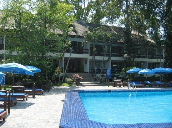 Garden Lodge: Zimmer im Haupthaus