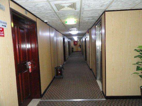 Rush Inn : lobby