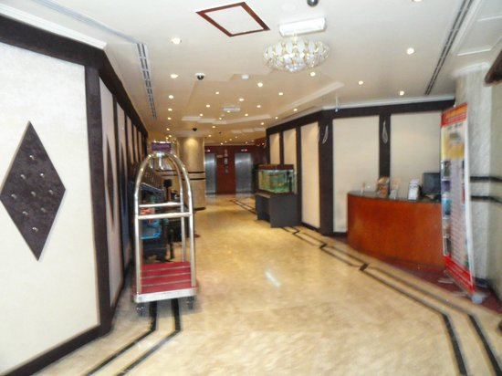 Rush Inn : reception