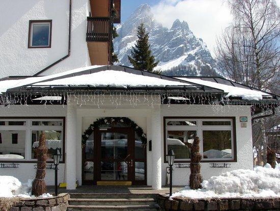 Park Hotel Miramonti: entrata