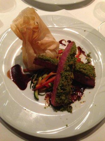 Belmondo Restaurant: Lamb