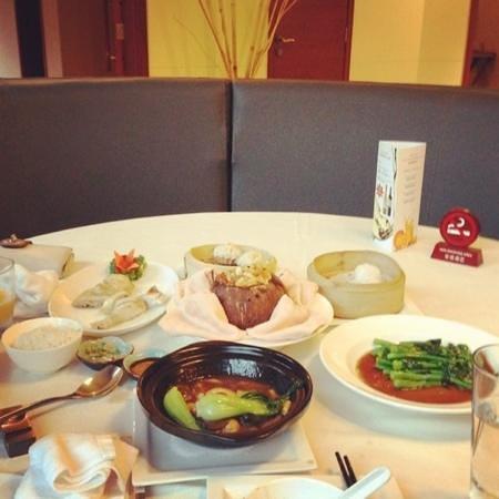 China Harvest Restaurant : 口味不错