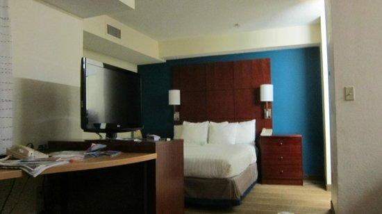 Residence Inn San Diego Downtown: Room