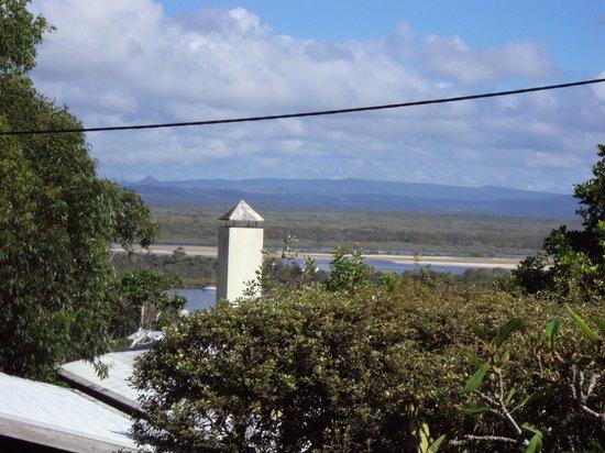 The Lookout Resort Noosa: View from bedroom