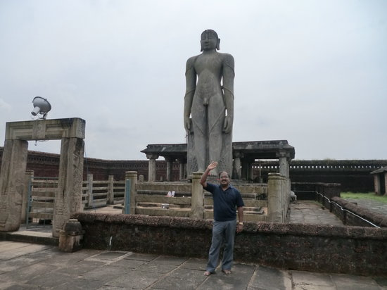 karkala Gomateshwara statue