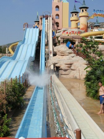 ‪‪Aqua Fantasy Aquapark Hotel & SPA‬: Waterpark‬