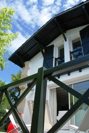 Atlantikoa : Notre villa de style basque