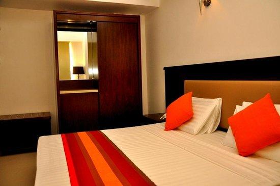 Sai Sea City Hotel (P) Ltd : Wardrobes in all Rooms