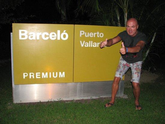 Barcelo Puerto Vallarta: Super hotel!