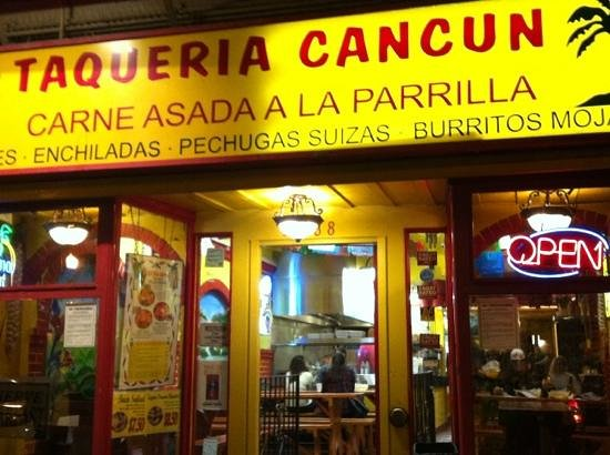 Photo of Mexican Restaurant Taqueria Cancun at 2288 Mission St, San Francisco, CA 94110, United States