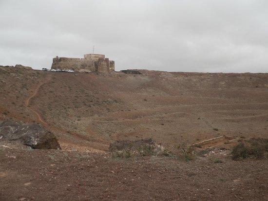 Castillo de Santa Barbara : veduta