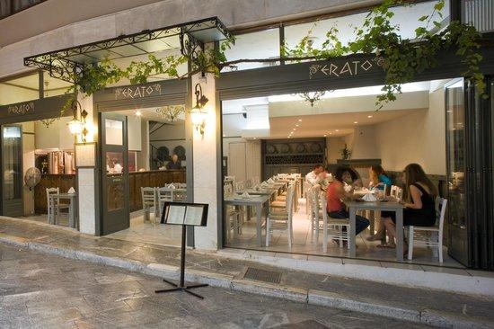 Erato Restaurant Plaka