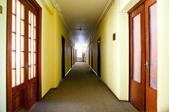 Izhora Hotel: Hall
