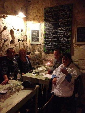 Legligin: The Best Restaurant in Valletta!