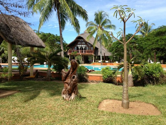 VOI Amarina resort: panorama ristorante