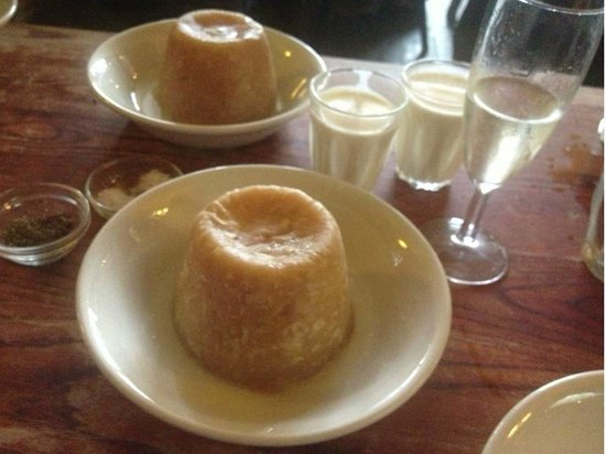 The Canton Arms: Sussex Pond Pudding. An historic dessert that the Canton offered us recently. Amazing!