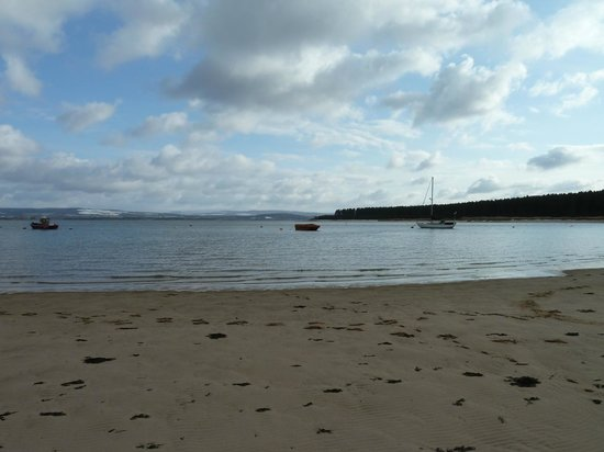 Golf View Hotel & Spa: Findhorn Bay