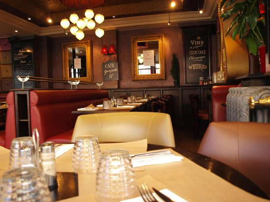 Restaurant Le G Rue De Tolbiac