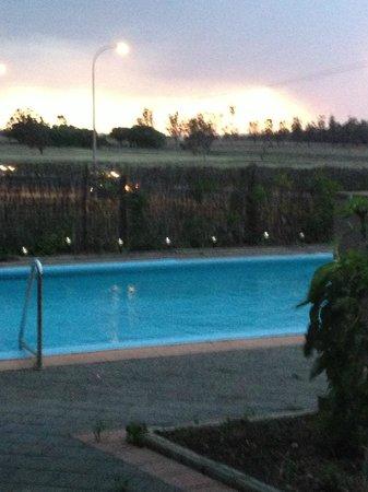 Isis Motel Scone : Pool