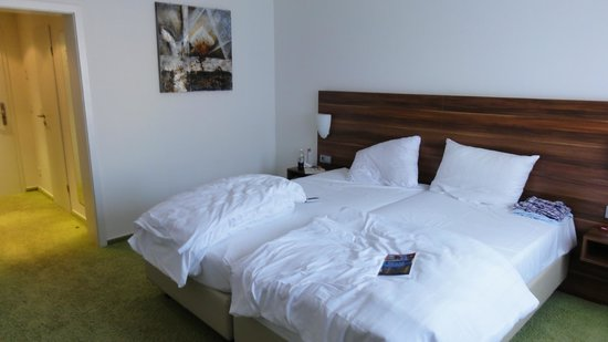 ante porta - Das Stadthotel : Comfort Room