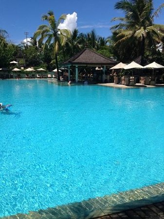 Padma Resort Legian: pool - amazing!!