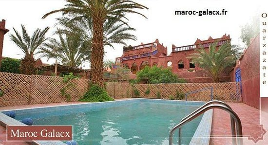 La piscine picture of maroc galacx ouarzazate tripadvisor for Piscine demontable maroc
