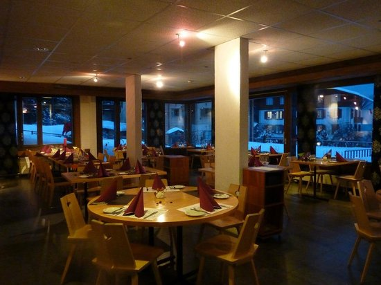 Hotel Baeren: Restaurant