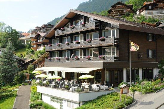 Hotel Baeren: Aussenansicht