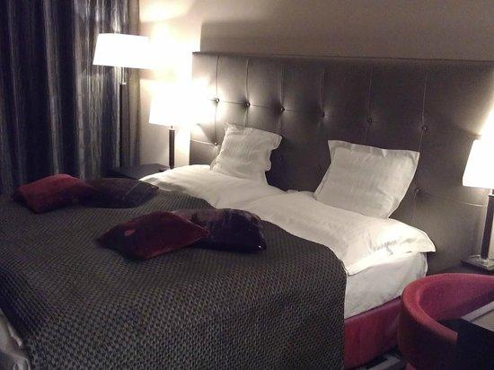 Belvedere Hotel: Zimmer