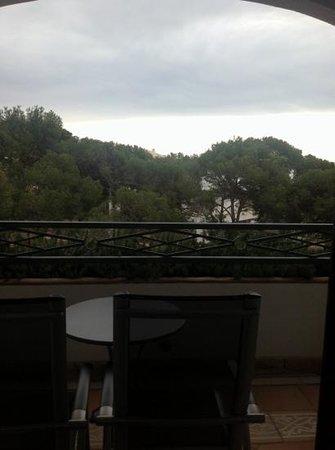 Hotel SH Villa Gadea: vistas