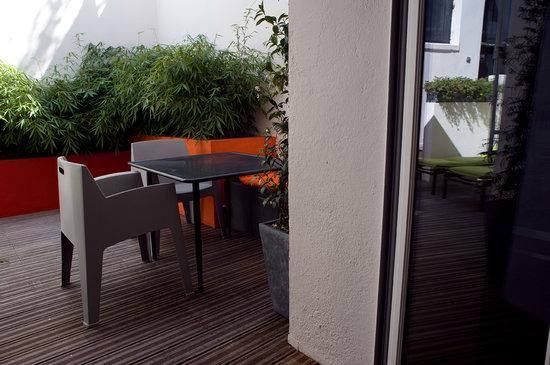 Villa Des Canuts : terrasse