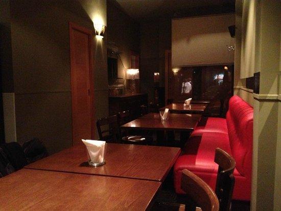 Augusta : Interior del restaurante