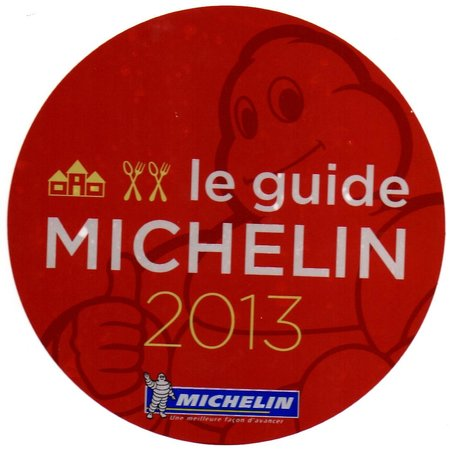La Maison de l'Argentier du Roy : again selected in prestigious Red Guide in 2013
