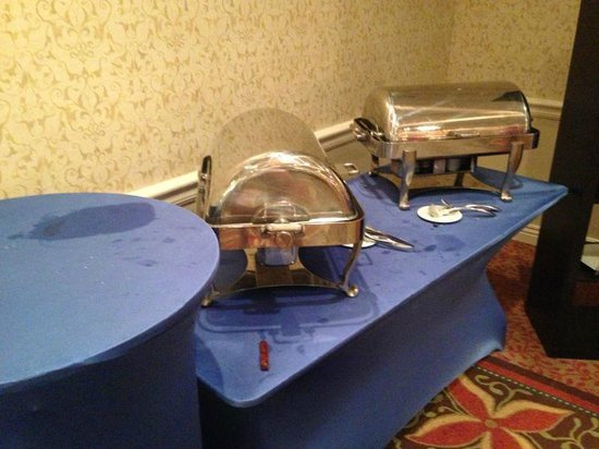 DoubleTree by Hilton Hotel Deerfield Beach - Boca Raton: breakfast