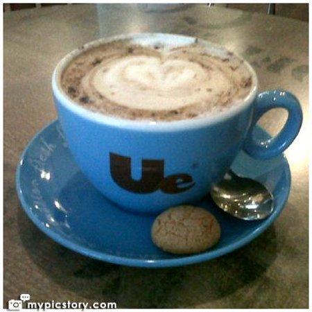 Espresso Culture: cappuccino