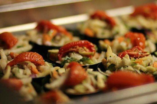Le Bouzou : délicieux buffet