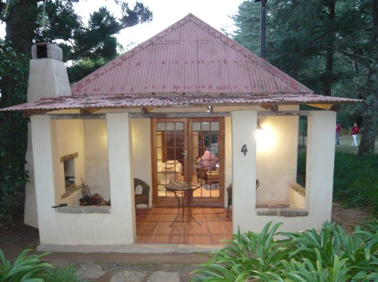 Berghouse and Cottages: Thula Thula cottage