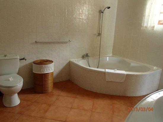 Villas de Mer: Salle de bains