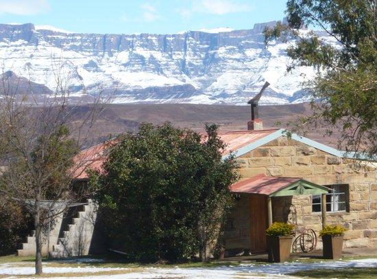 Berghouse and Cottages: Thamela cottage