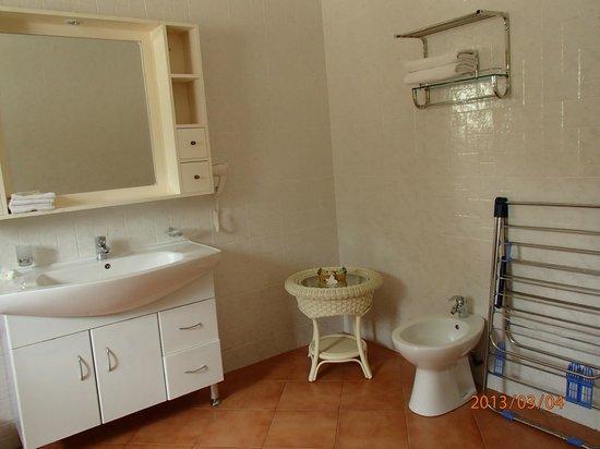 Villas de Mer: Salle de bainsSalle de bains
