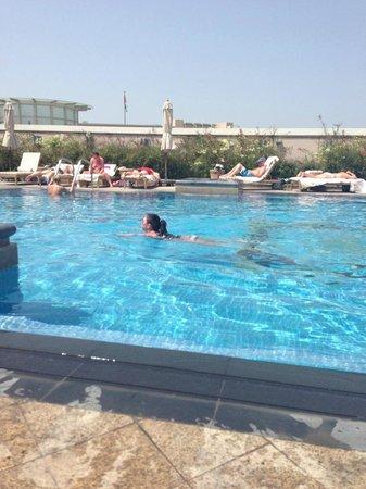 Ramada Jumeirah: В марте погода отличная!