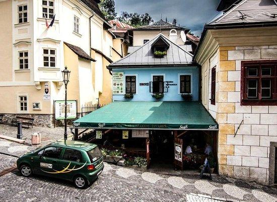 Banska Stiavnica, Eslovaquia: Black M