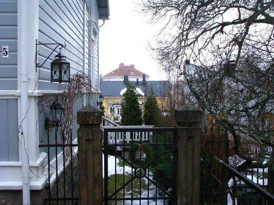 Ekenas Old Town